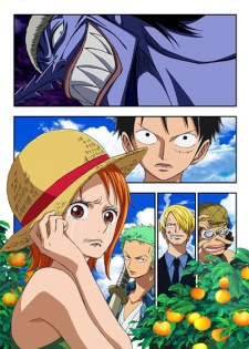 imagen de One Piece: Episode of Nami