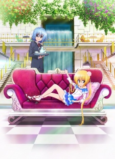 Hayate no Gotoku! Can't Take My Eyes Off You